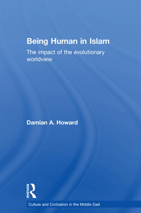 Being Human in Islam EB9781136820267