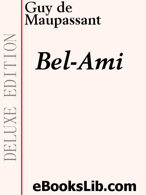 Bel-Ami EB9781554434503