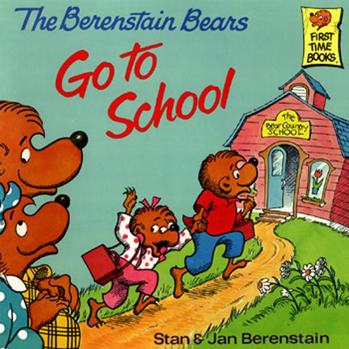 Berenstain Bears Go to School, The EB9781590192405