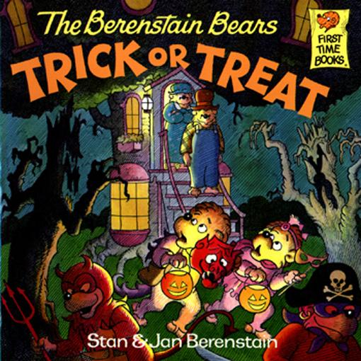 Berenstain Bears Trick or Treat, The EB9781590192559