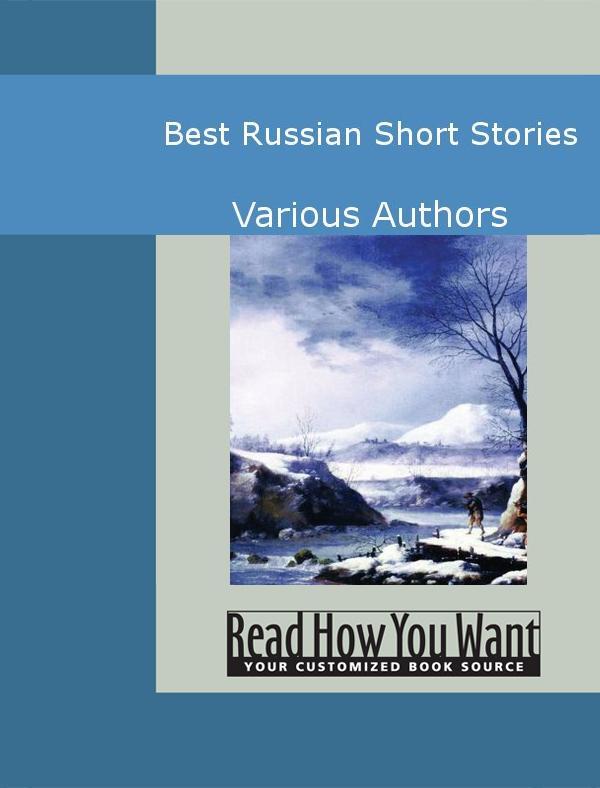 Best Russian Short Stories EB9781442947610