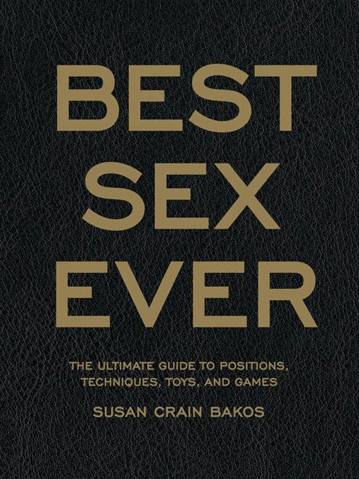 Best Sex Ever EB9781616738662