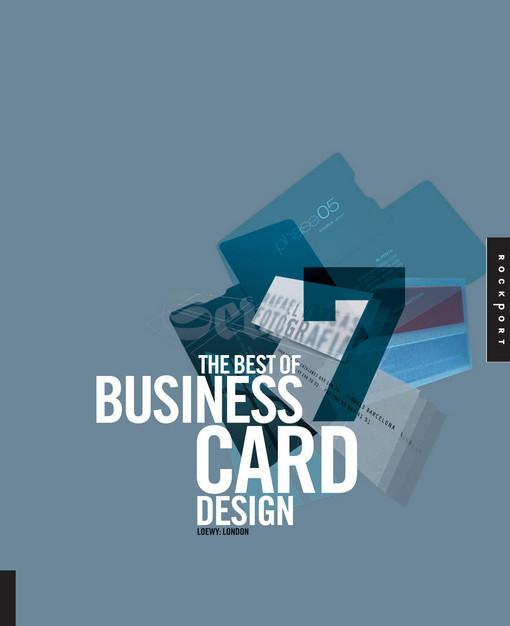 Best of Business Card Design 7 EB9781616738709