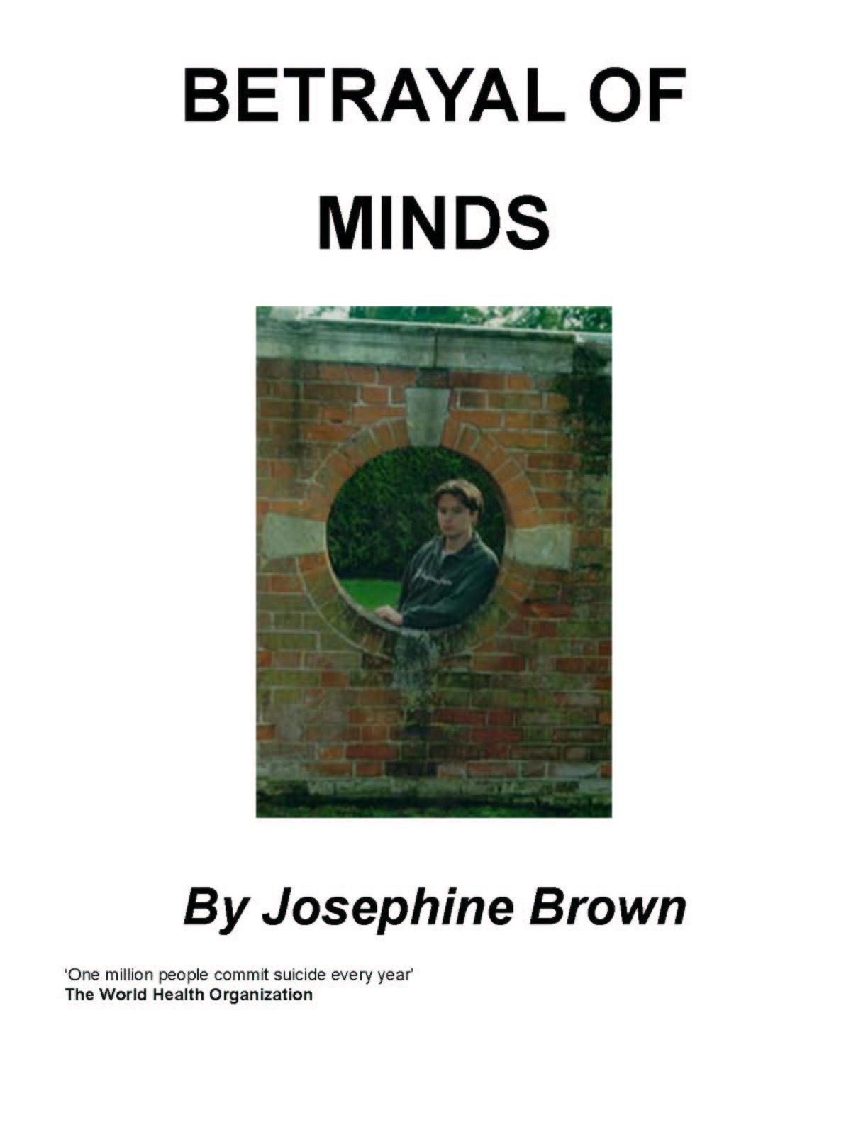 Betrayal of Minds EB9781847473585