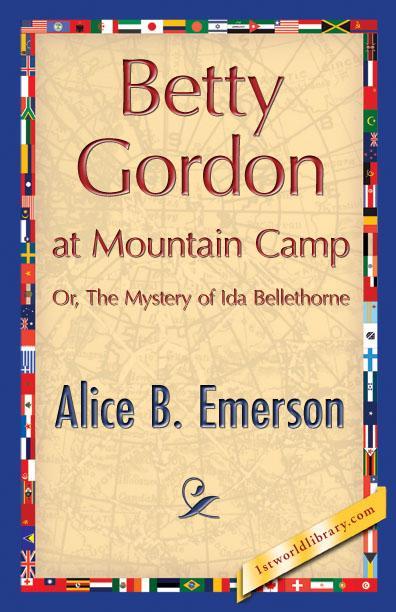 Betty Gordon at Mountain Camp EB9781421895079