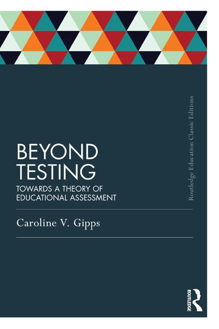 Beyond Testing (Classic Edition) EB9781136592959
