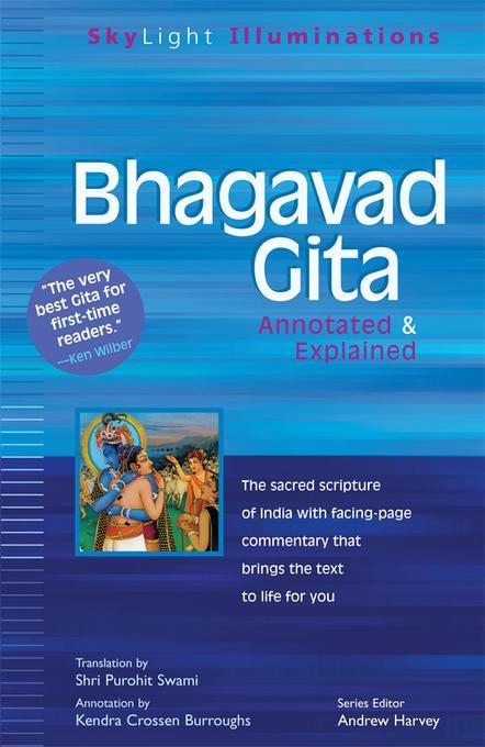 Bhagavad Gita: Annotated & Explained EB9781594733222