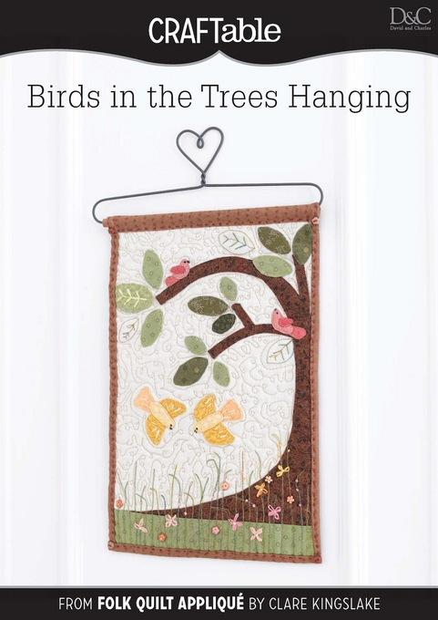 Birds in the Tree Hanging EB9781446356906