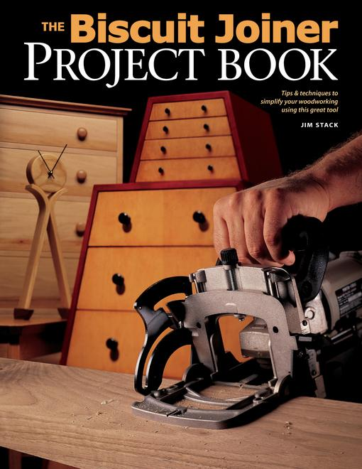 Biscuit Joiner Project Book EB9781440316340