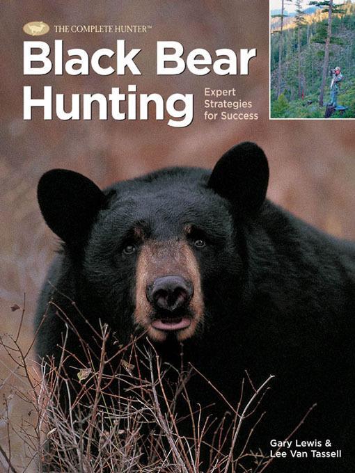 Black Bear Hunting EB9781616732790