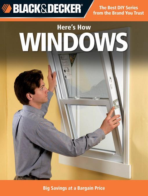 Black & Decker Here's How...Windows EB9781610601986