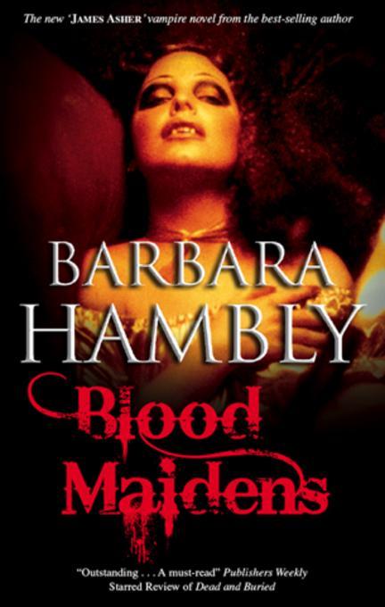 Blood Maidens EB9781780100531