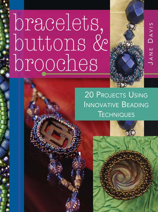 Bracelets, Buttons & Brooches EB9781440223501