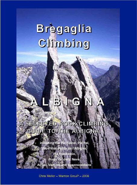 Bregaglia Climbing: Albigna EB9781905152155