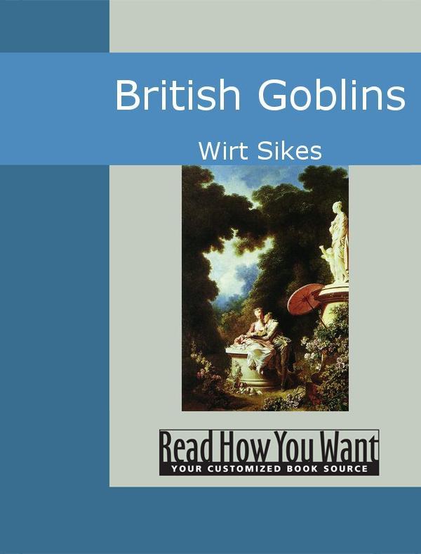 British Goblins EB9781442939301