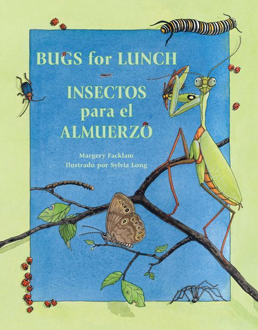 Bugs for Lunch / Insectos para el Almuerzo EB9781607340645