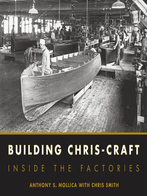 Building Chris-Craft EB9781610601061