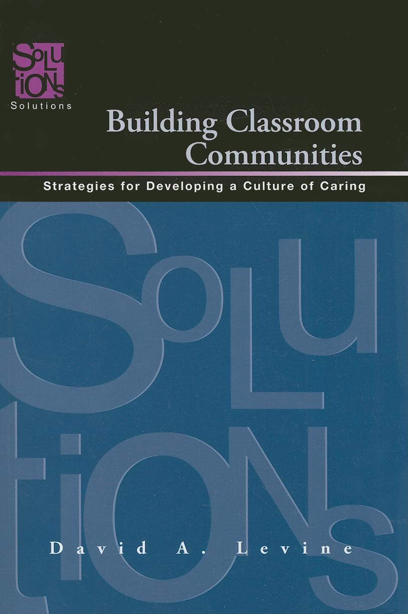 Building Classroom Communities EB9781936765775