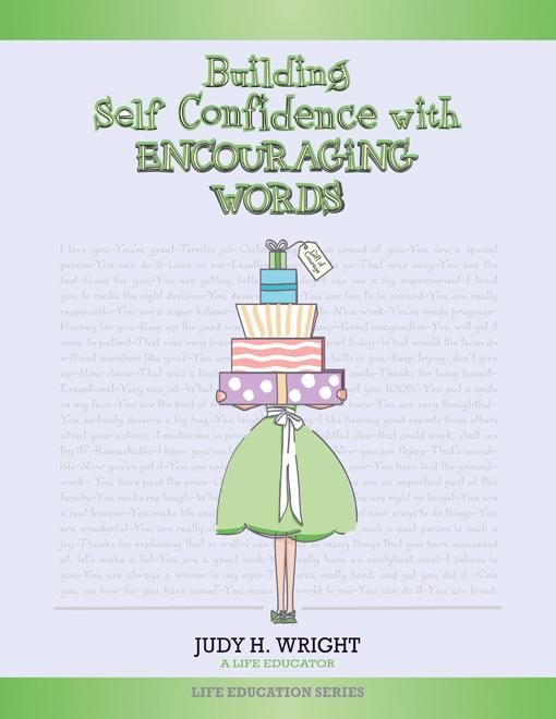 Building Self-Confidence with Encouraging Words EB9781590957998