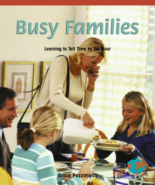 Busy Families EB9781448840373