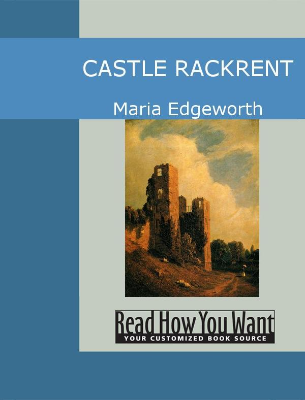 CASTLE RACKRENT EB9781442936867
