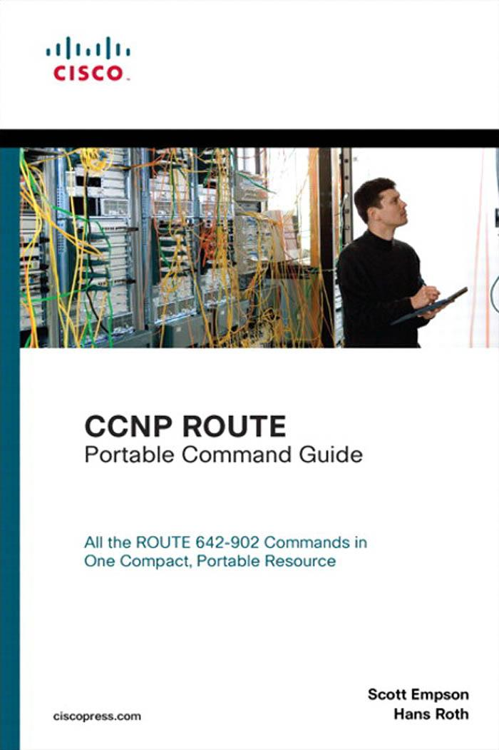 CCNP ROUTE Portable Command Guide EB9781587203251