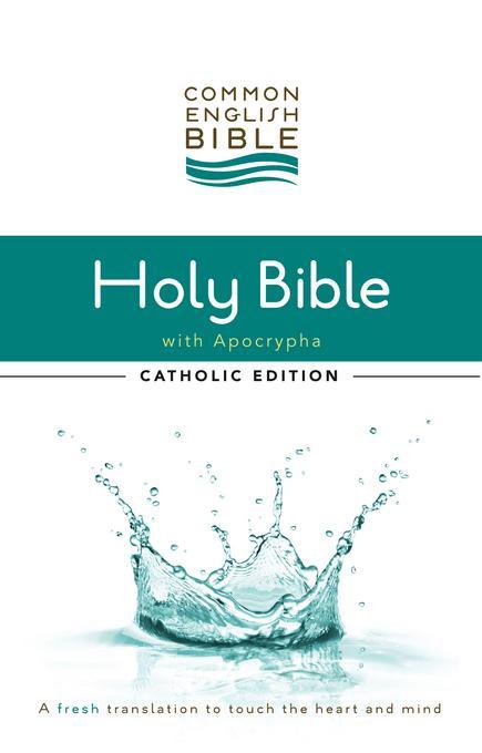 CEB Common English Bible Catholic Edition (ePub) EB9781609261306