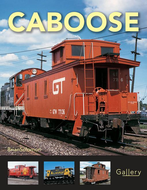 Caboose EB9781610602433