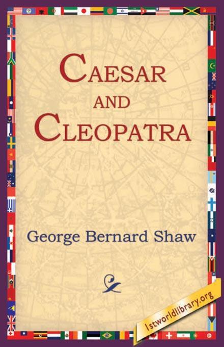 Caesar And Cleopatra EB9781595402899