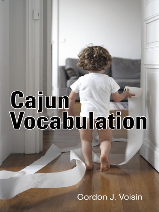 Cajun Vocabulation EB9781462001965