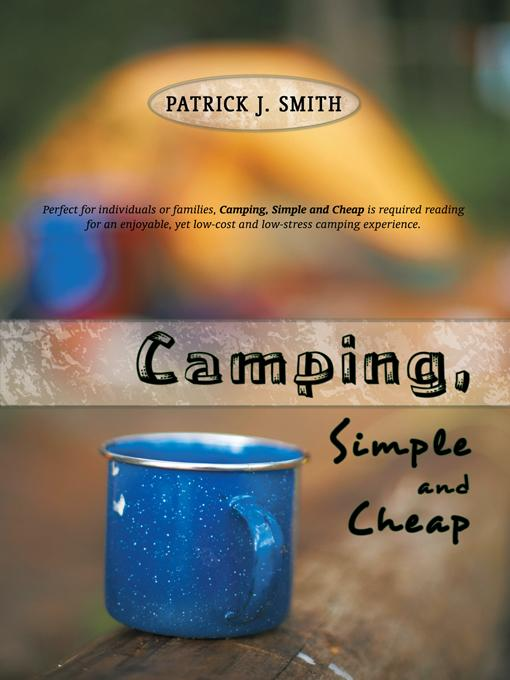 Camping, Simple and Cheap EB9781450220729