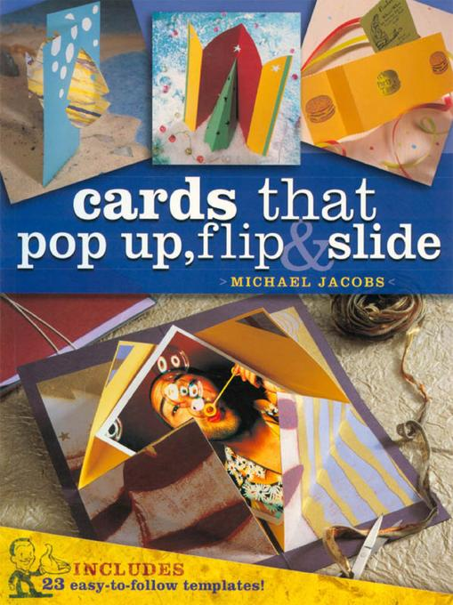Cards that Pop Up, Flip & Slide EB9781440319525