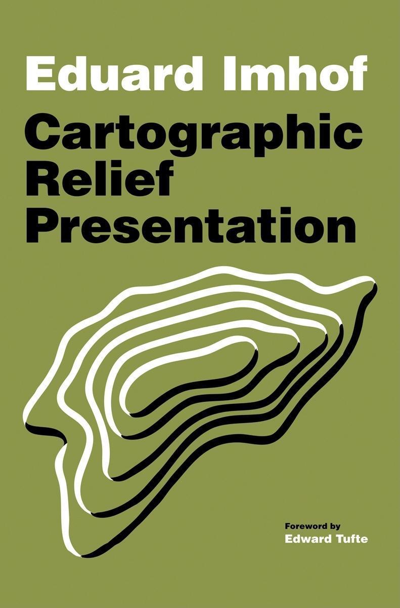 Cartographic Relief Presentation EB9781589483279