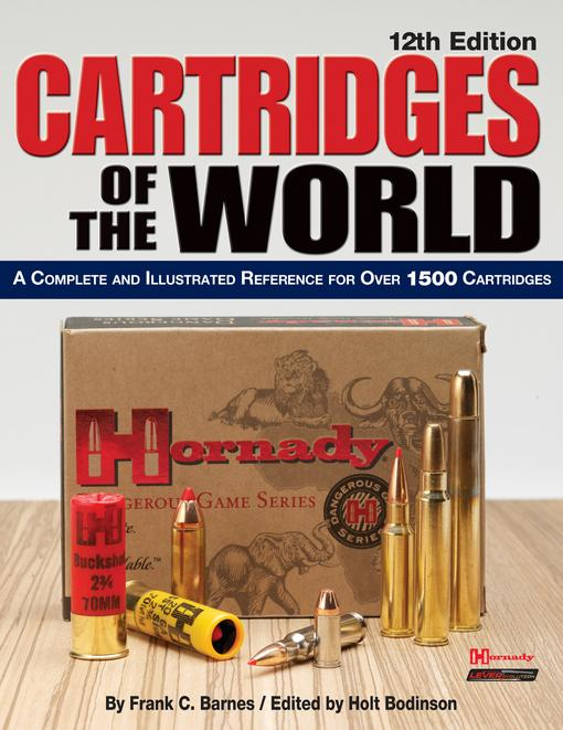 Cartridges of the World EB9781440213304