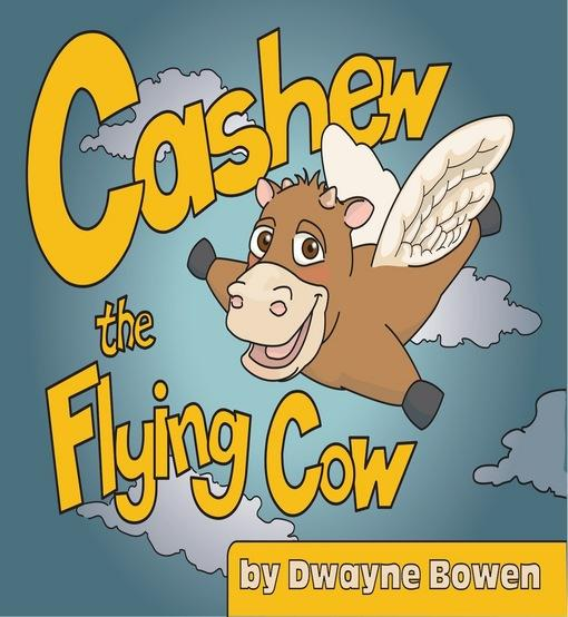 Cashew the Flying Cow EB9781456610005
