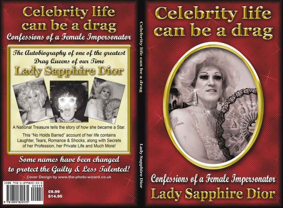 Celebrity life can be a drag EB9781899820580