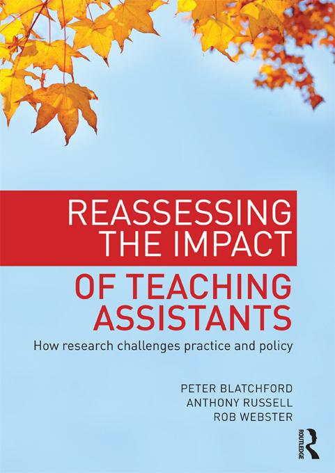 Challenging the Role of the Teaching Assistant EB9781136518423