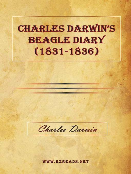 Charles Darwin's Beagle Diary (1831-1836) EB9781615340552