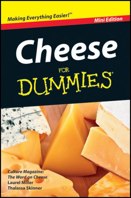 Cheese For Dummies EB9781118145531