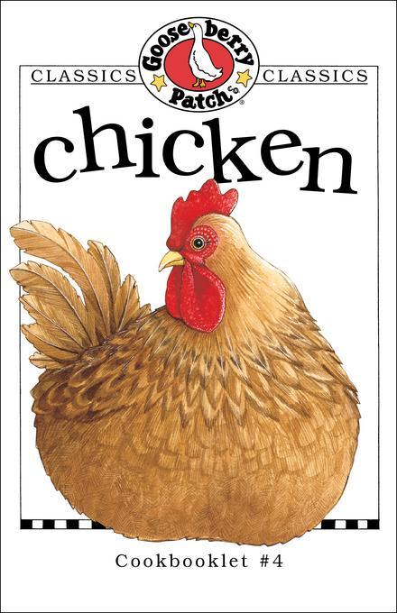 Chicken Cookbook EB9781612810089