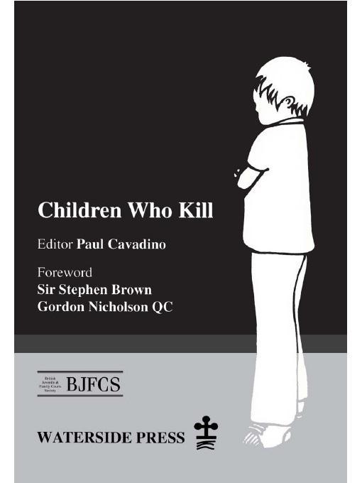 Children Who Kill EB9781906534042