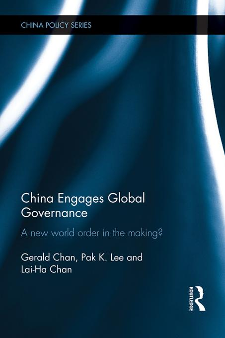 China Engages Global Governance EB9781135449988