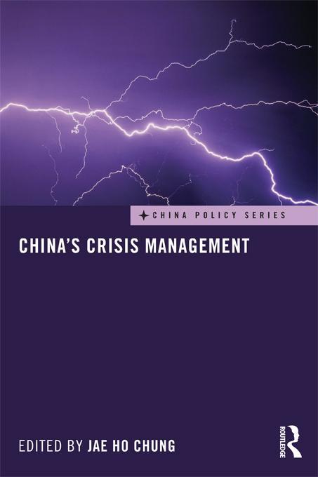 China's Crisis Management EB9781136634512