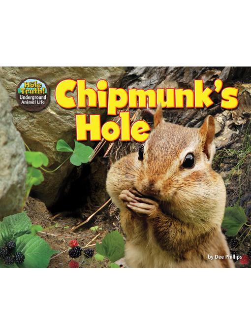 Chipmunk's Hole EB9781617724725