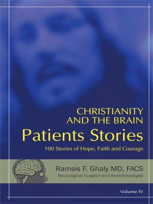 Christianity and the Brain: Patients Stories EB9781450240444