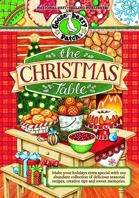Christmas Table Cookbook EB9781612810959