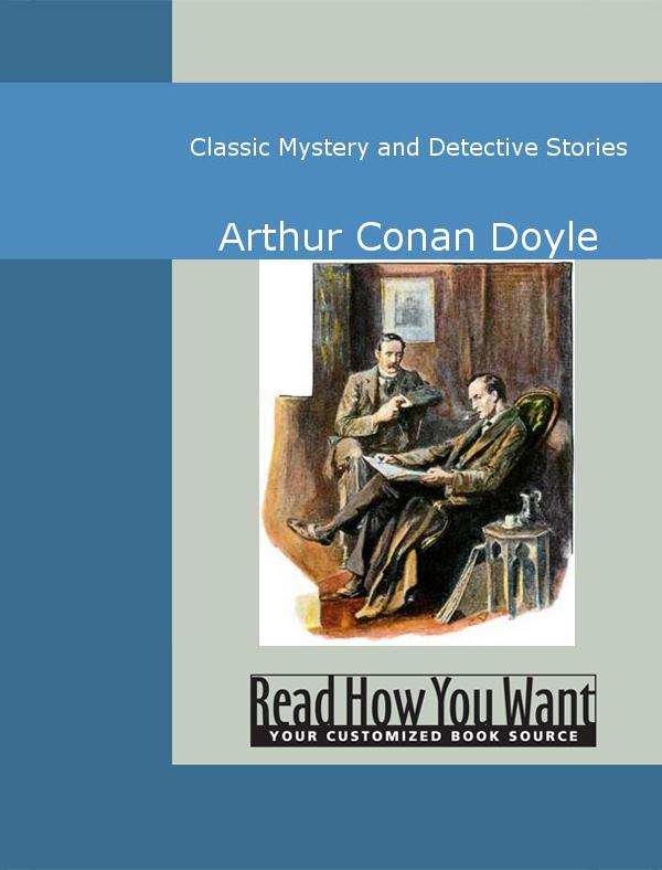 Classic Mystery and Detective Stories EB9781442945586