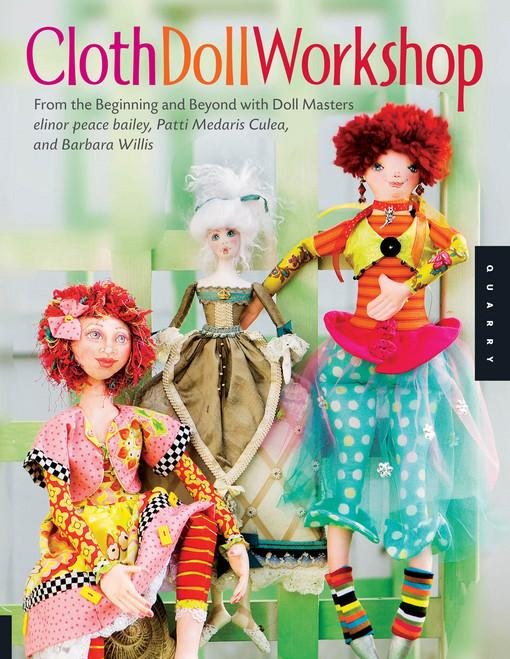 Cloth Doll Workshop EB9781610594035