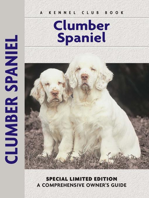 Clumber Spaniel EB9781621870265