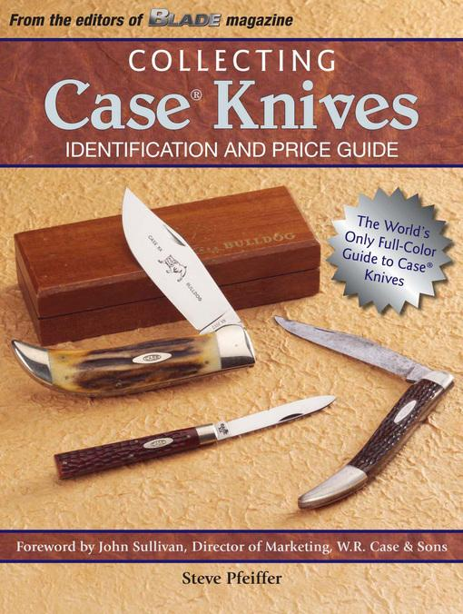 Collecting Case Knives EB9781440221682